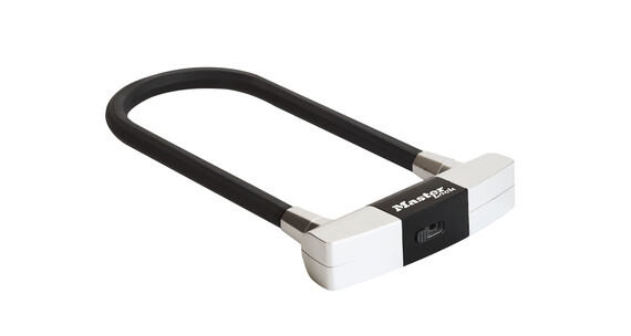 Masterlock Criterion - Candado de cable - 270 mm x 104 mm negro